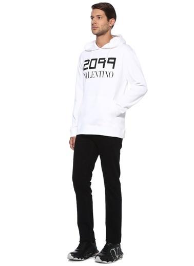 Valentino Sweatshirt Beyaz
